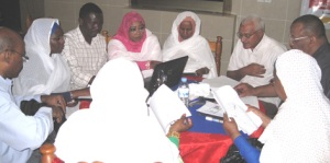 Women members of the Sudanese Policy Hub have been central to the formulation of projects that specifically target poor women.